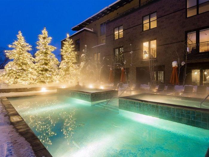 Limelight Hotel in Aspen, Colorado