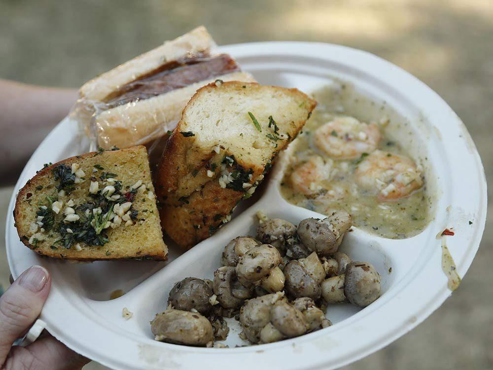 Gilroy Garlic Festival