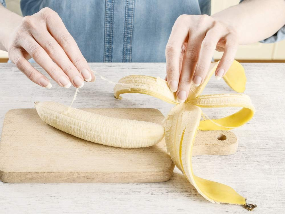 Why You Should Stop Throwing Out Banana Strings