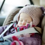 This Is the Number One Mistake Parents Make with Car Seats in Winter
