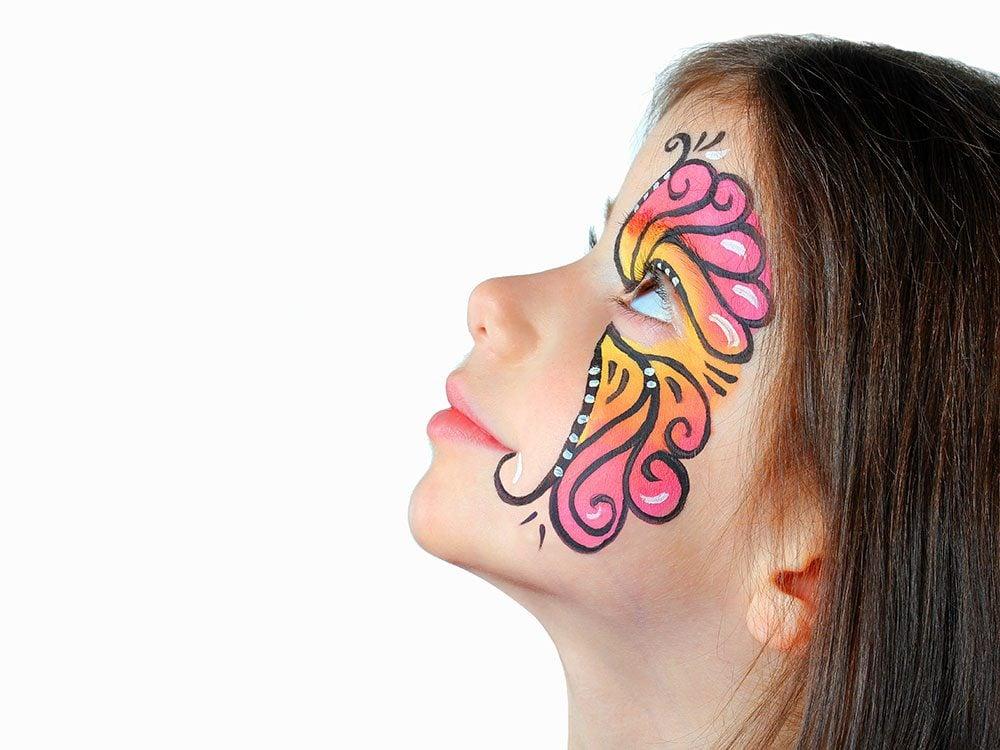 Fairy Face Paint