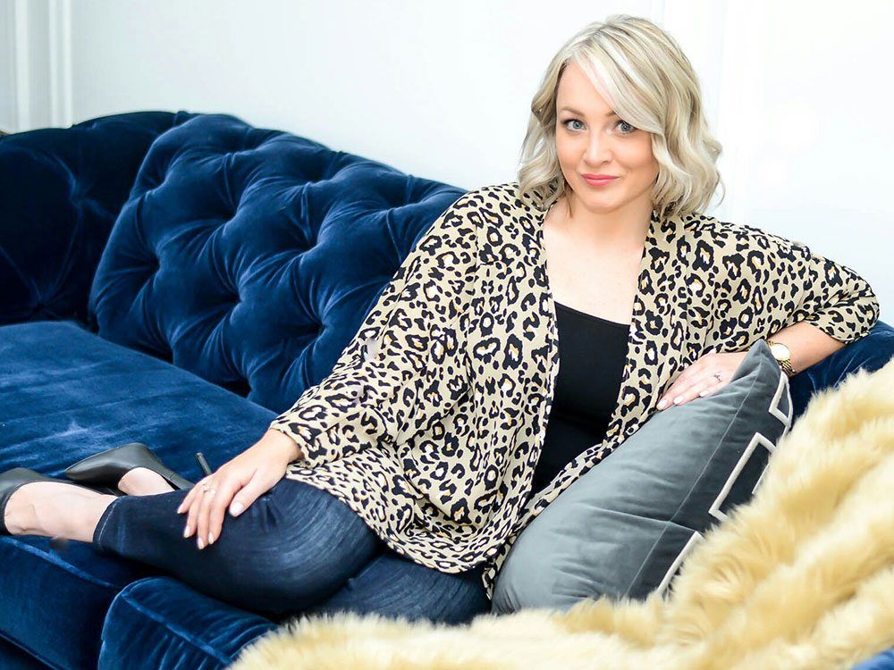 Leigh Ann Allaire-Perrault, DIY Expert