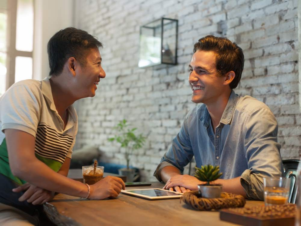 asian single men in pleasant view The eharmony compatibility matching system narrows the field from thousands  of asian-american singles to match you with a select group of compatible men or .