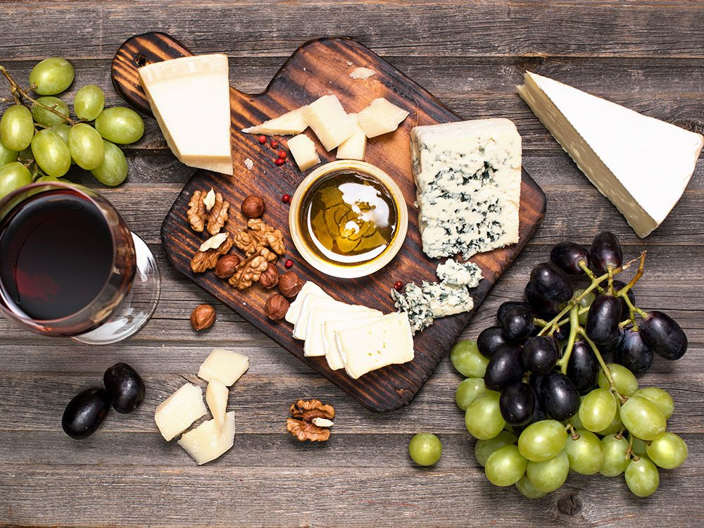 How to pair wine and cheese like a pro