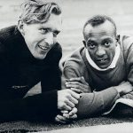 Jesse Owens and Carl Ludwig Long