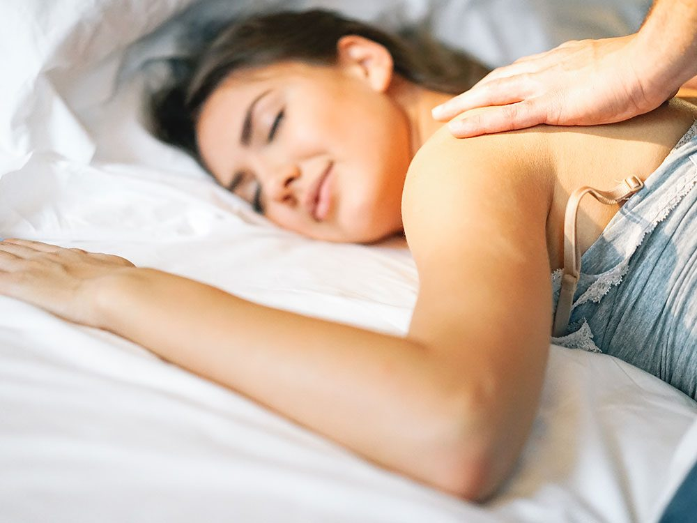 DIY Home Massages Boost Wellness