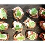 Prosciutto and Fresh Fig Crostini