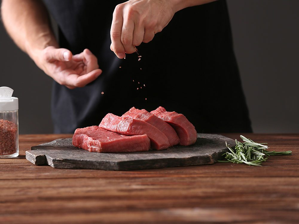Spice Your Meat to Block Carcinogens
