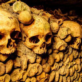 Top 3 Spookiest Attractions in Paris