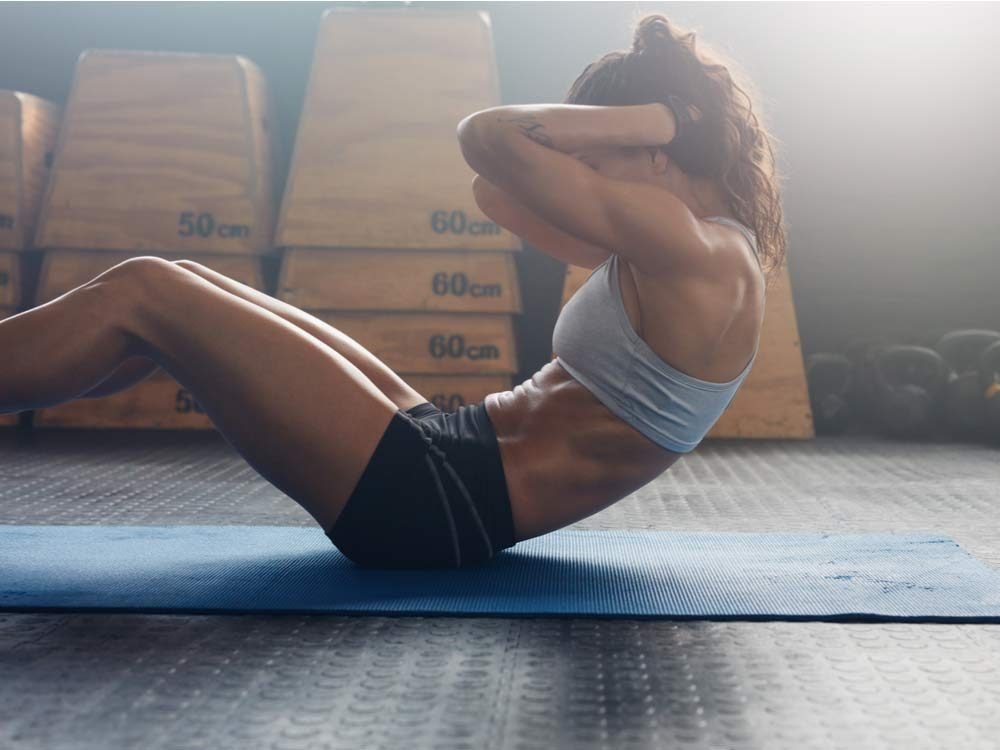 Best exercise to flatten your belly
