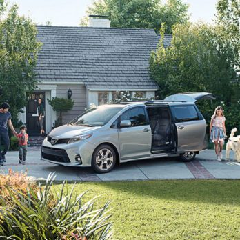 5 Family-Friendly Features of the Toyota Sienna