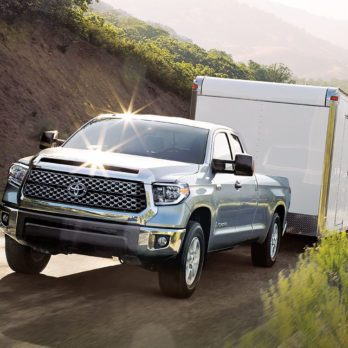 Toyota Trucks: A Smart Kind of Tough