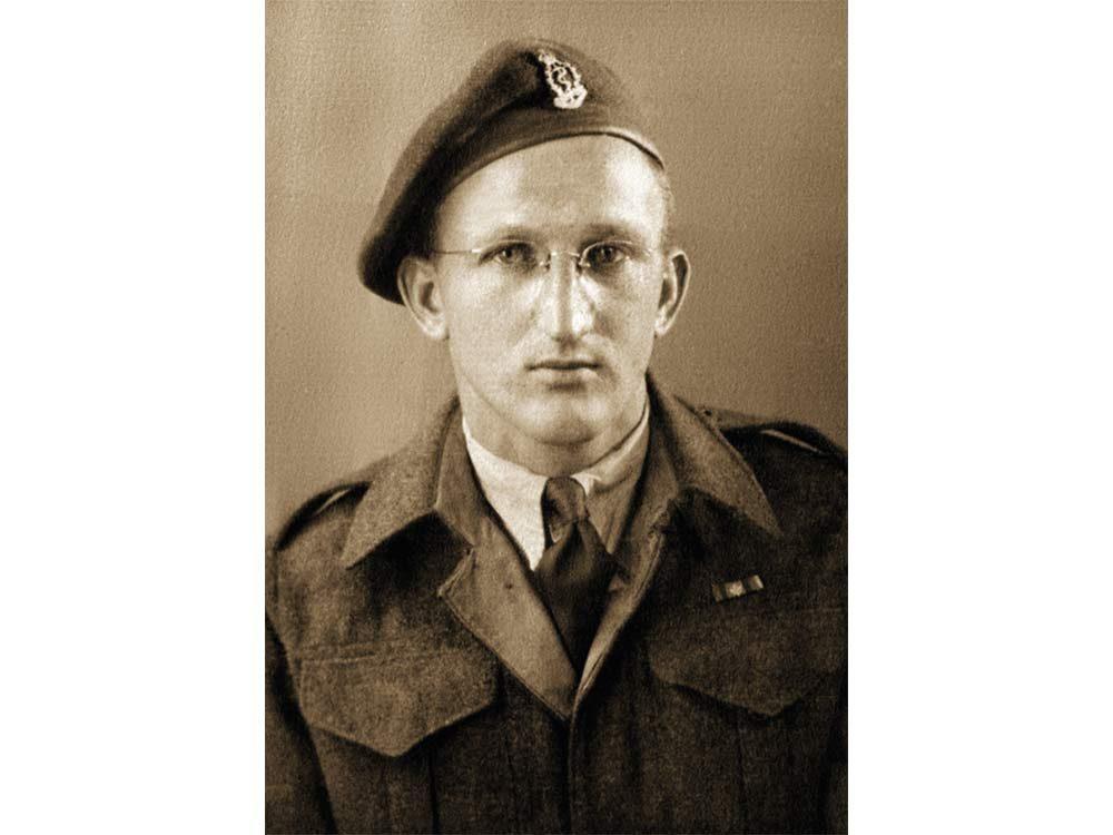 Veteran Rudy Deutsch