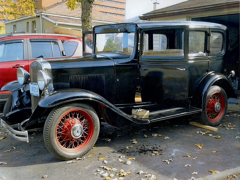 1931 Chevy Berline