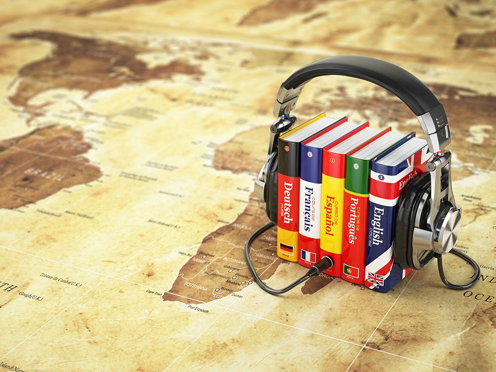 Become smarter by learning a new language