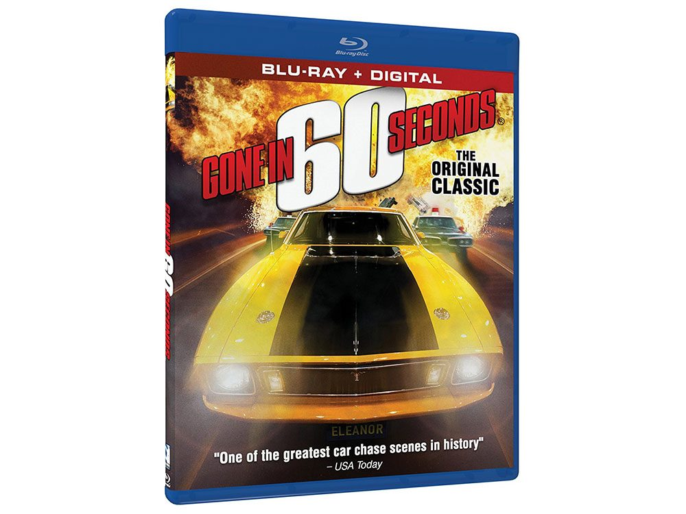 Best car chases: Gone in 60 Seconds