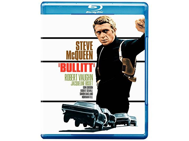 Best Car Chases on Film: Bullitt