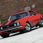 Classic Spotlight: 1967 Chevrolet Camaro