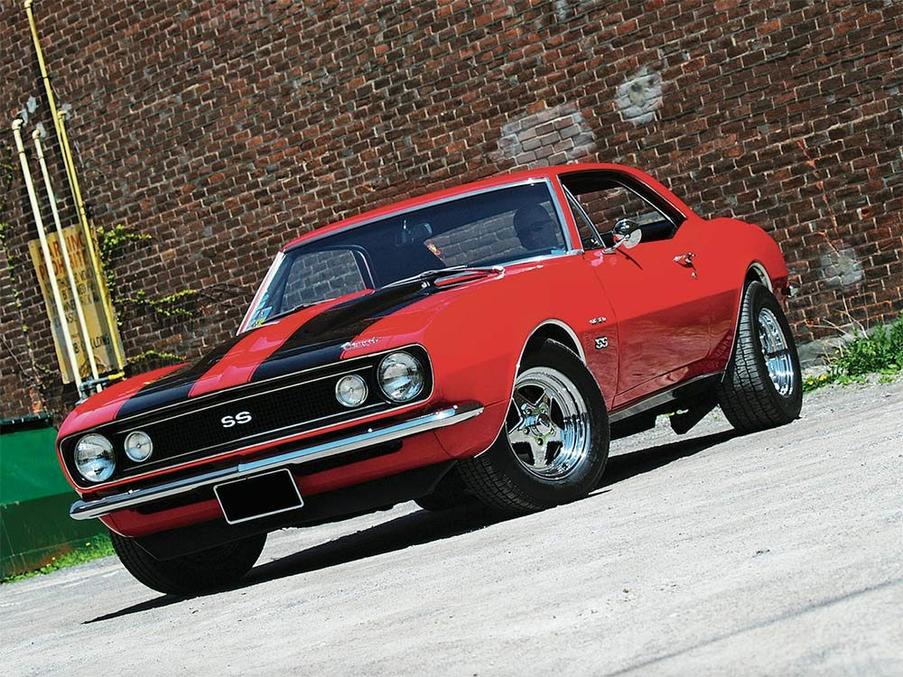 Classic Spotlight: 1967 Chevrolet Camaro SS | Our Canada