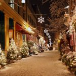 Top 10 Places to Spend Christmas in Canada