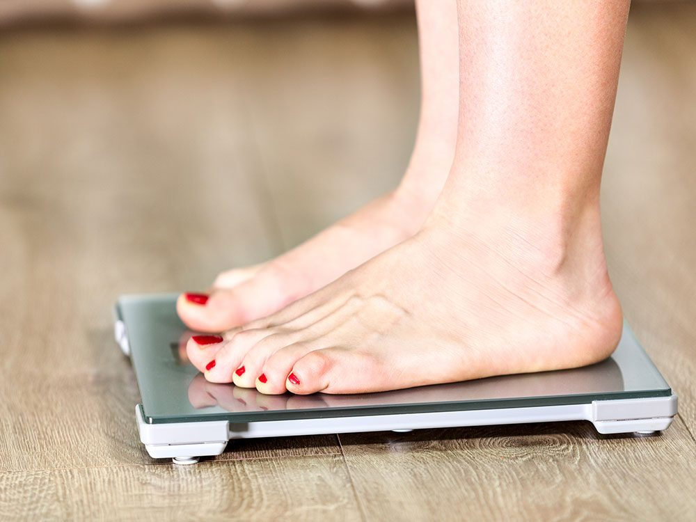 Control weight to reduce breast cancer risk