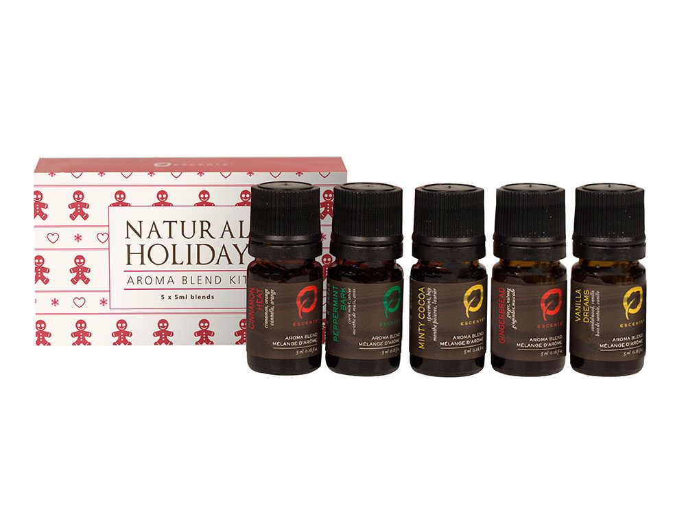 EScents Holiday Aroma Blend