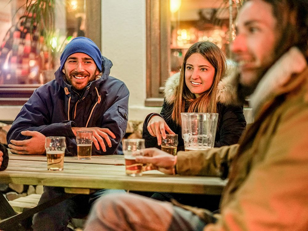 Essential French phrases for apres ski