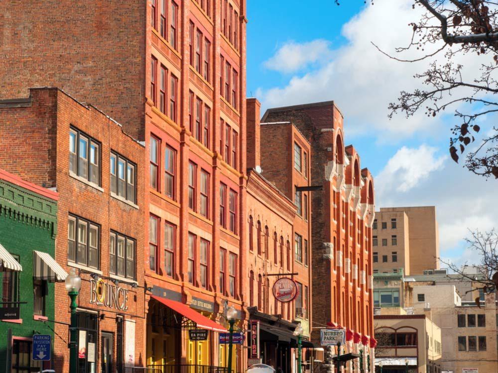 Buildings in Syracuse, New York