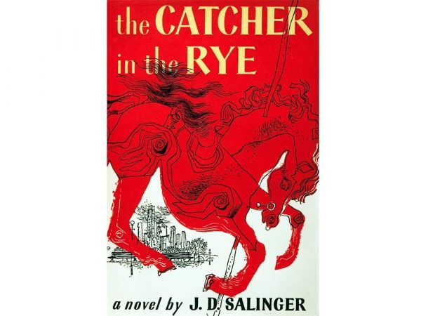the catcher in the rye as
