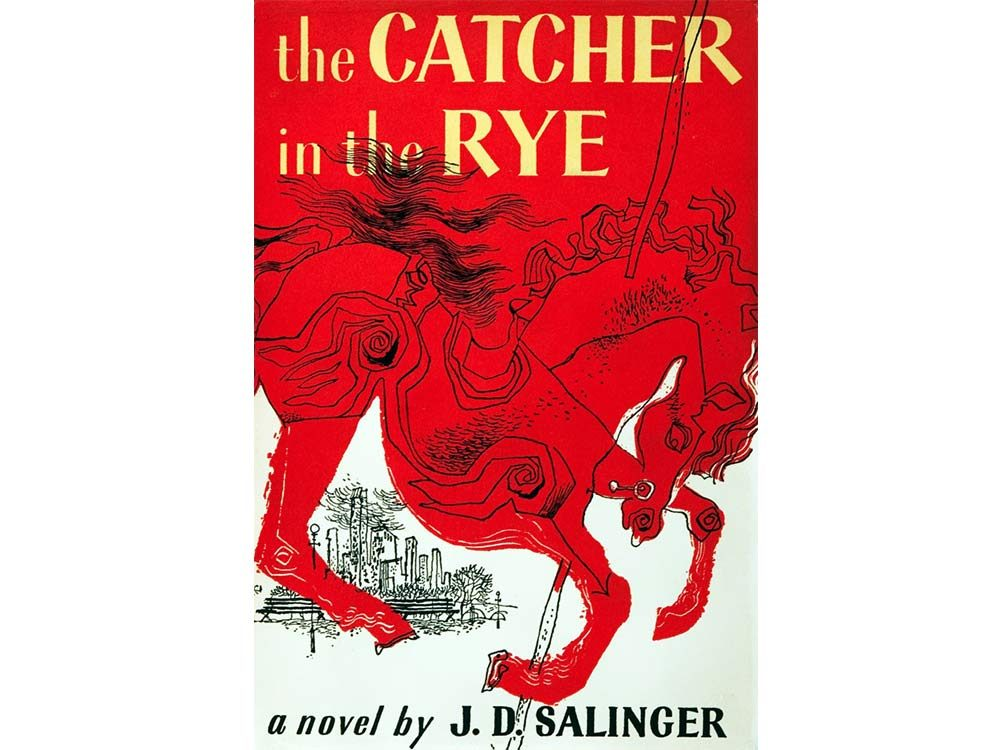 the use of many symbols in jd salingers the catcher in the rye