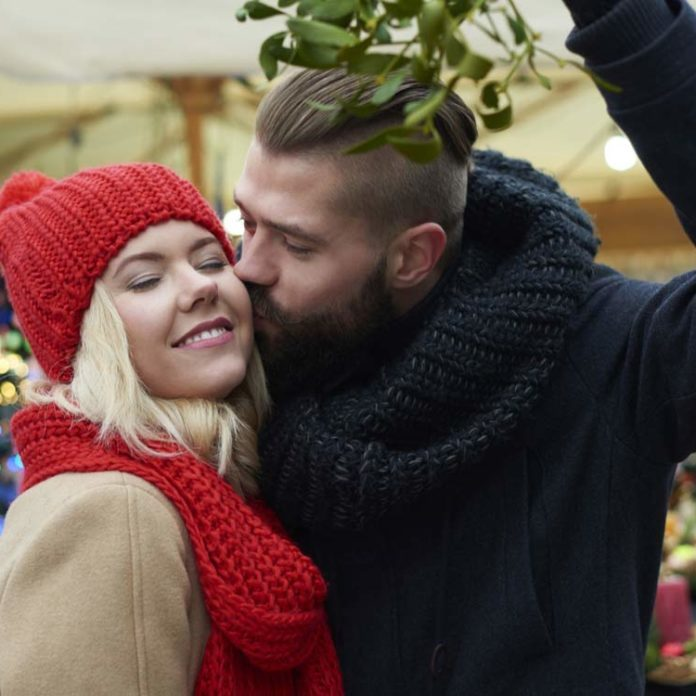 This is Why We Kiss Under the Mistletoe—And 9 More Holiday Traditions Decoded