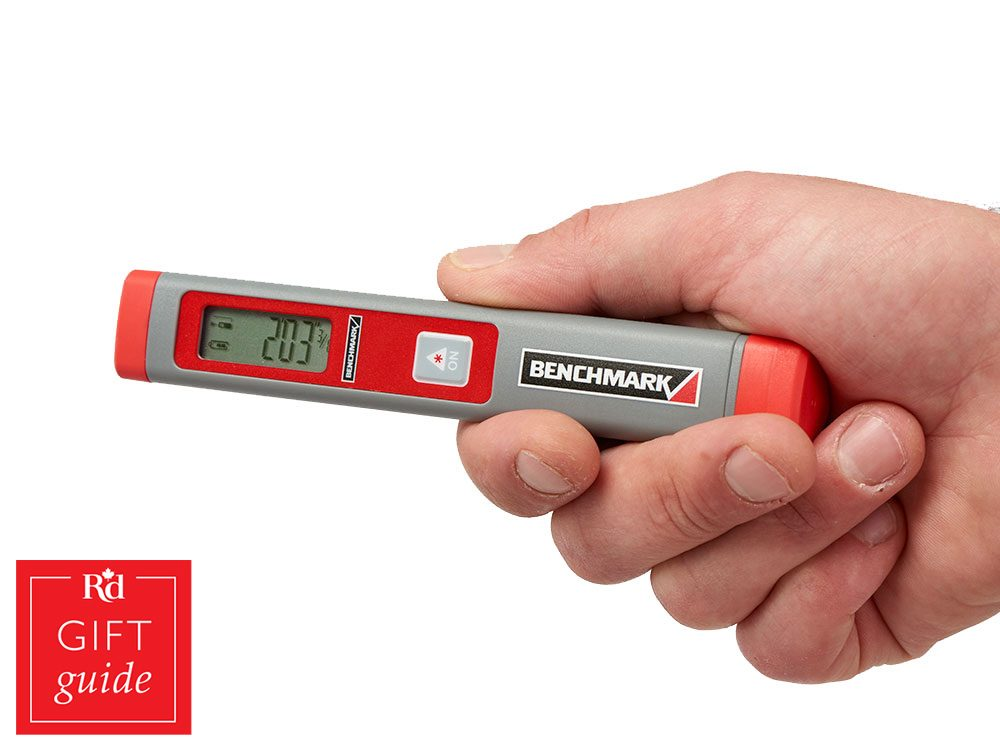 Canadian Gift Guide: Home Hardware Benchmark laser measure