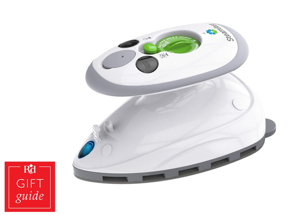 Canadian Gift Guide: Portable steam iron, Amazon Canada