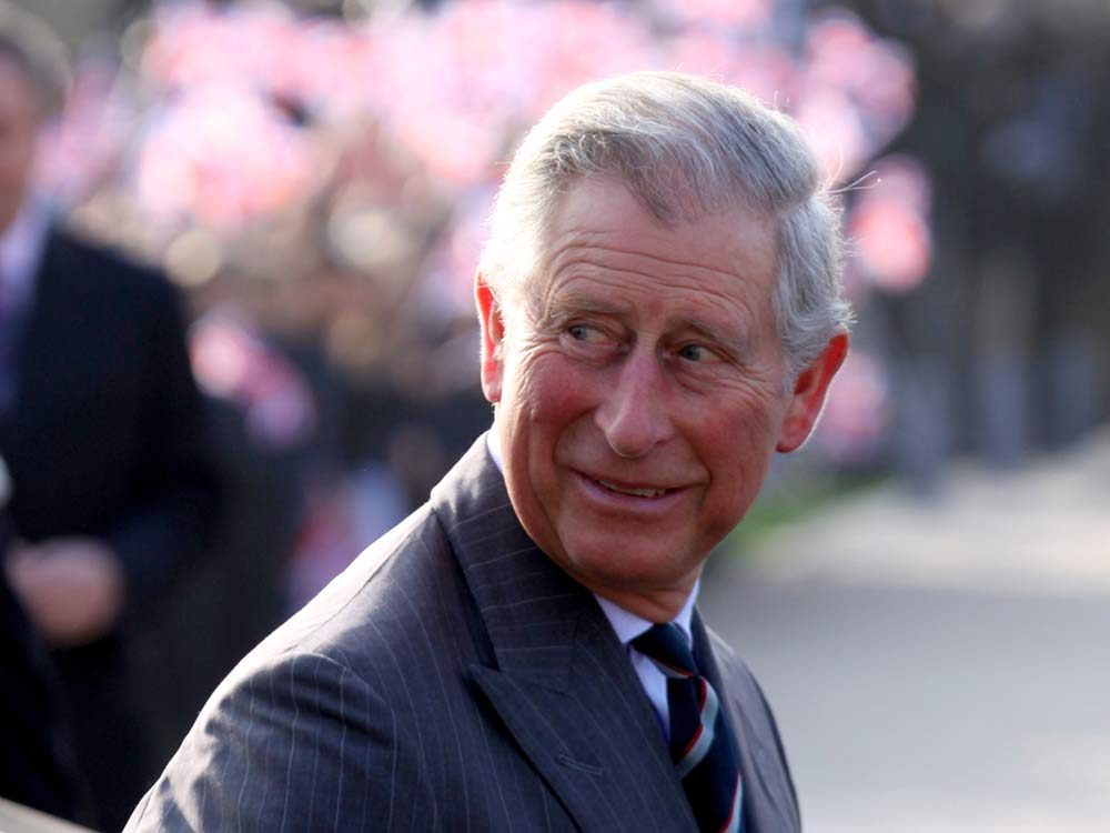 Prince Charles visits The Prince's Foundation for Children and the Arts