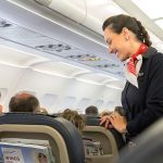 The One Word You Need to Say to Get Your Flight Attendant to Like You