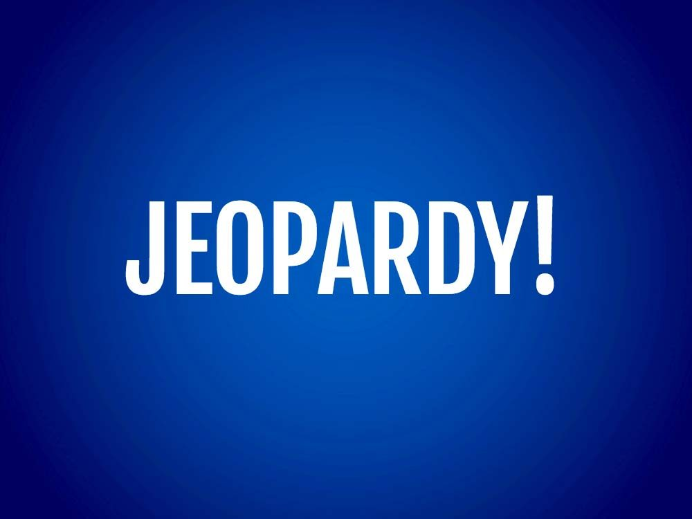 Jeopardy! Categories
