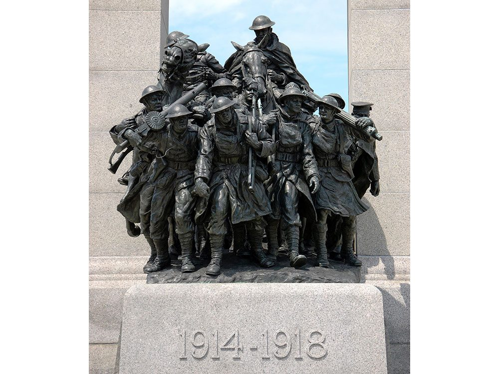 National War Memorial, Ottawa