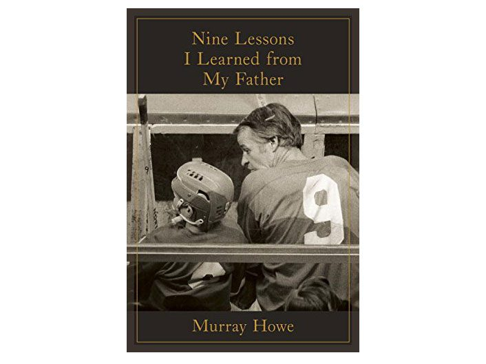 Nine Lessons I Learned From My Father book cover