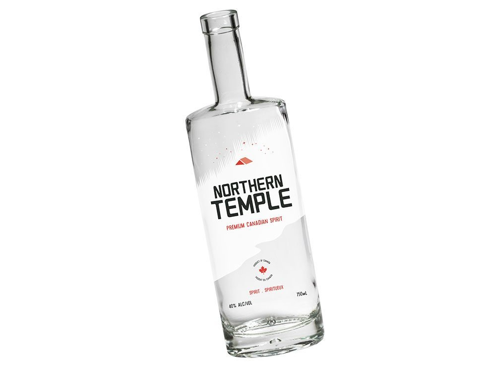 Northern Temple premium spirit