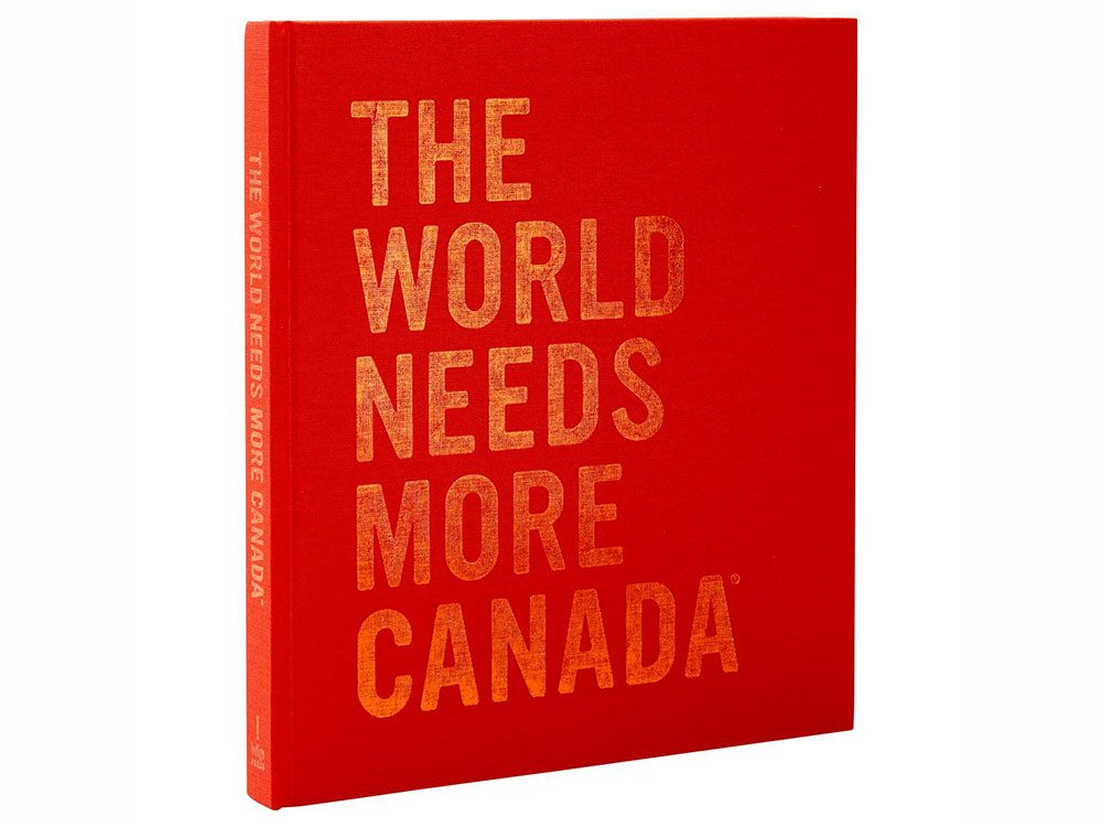 The World Needs More Canada, Chapters Indigo