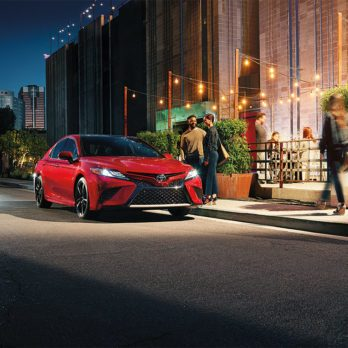 The All-New 2018 Toyota Camry: A Transformation for the Senses
