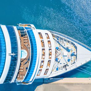 Ever wonder where cruise ships get fresh water?