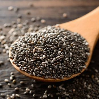 6 Impressive Health Benefits of Chia Seeds