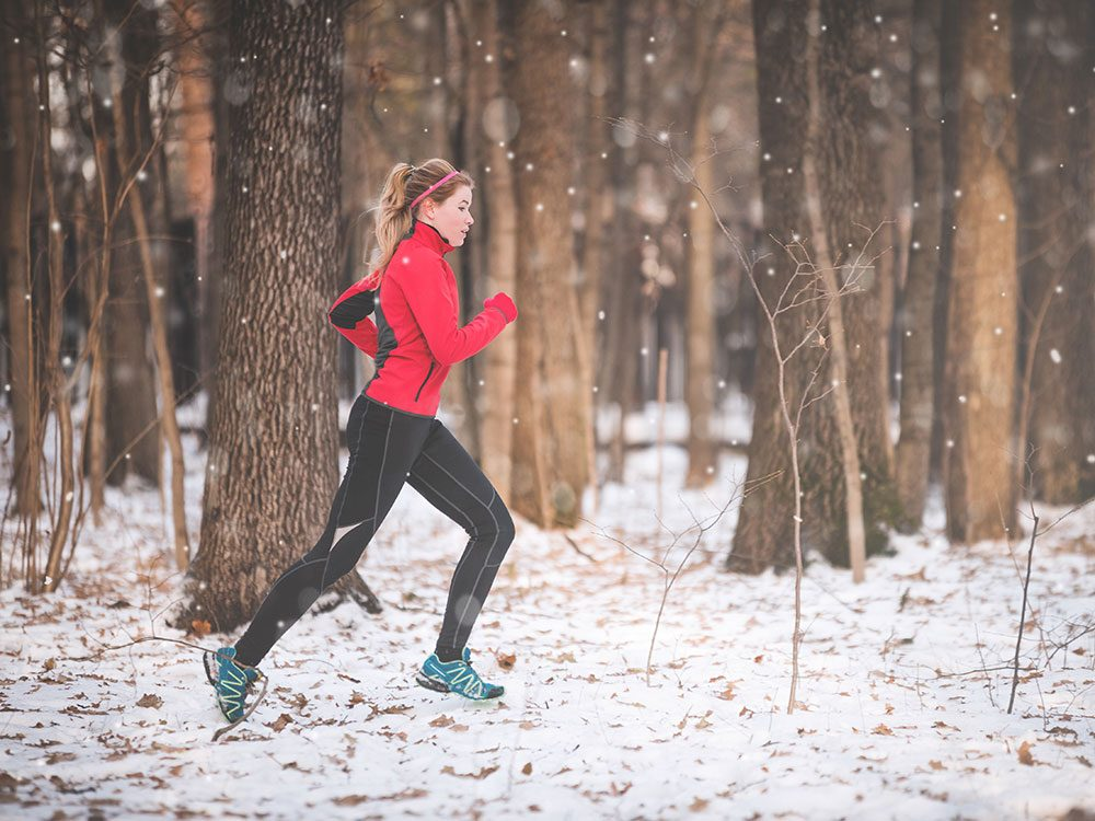 Making a New Year's fitness resolution