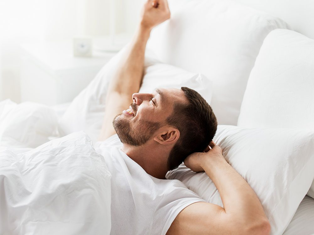 Getting more sleep means you'll be more productive