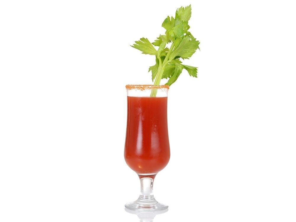 Hangover cure: Caesar