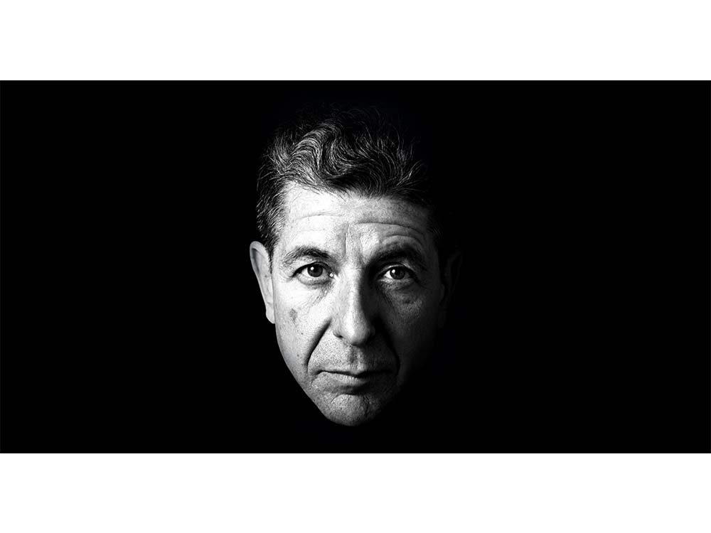 Leonard Cohen exhibit in Montreal