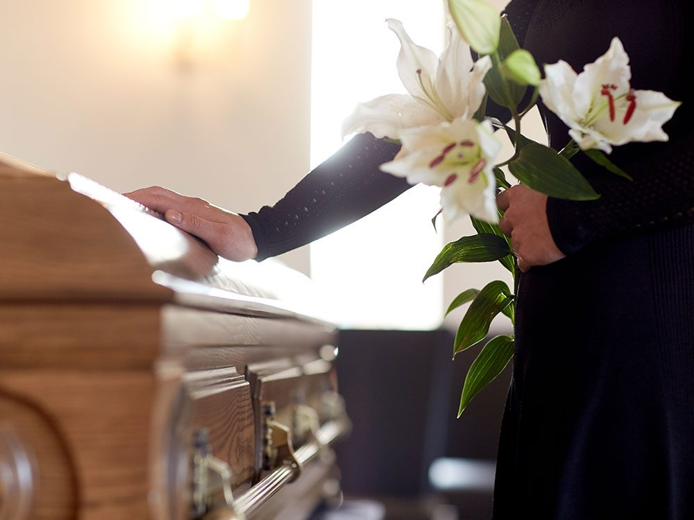 When living with loss, identify your grief response