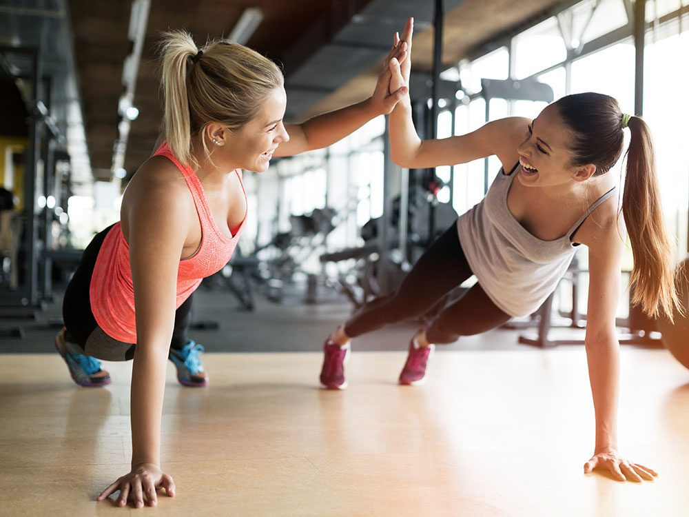 Make yourself accountable for your fitness resolution