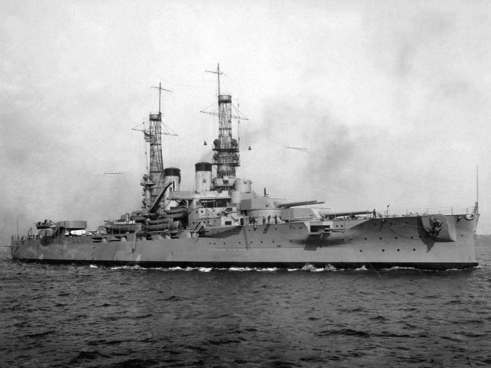 American naval ship from 1919